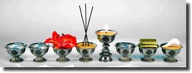 8-Offering Bowls