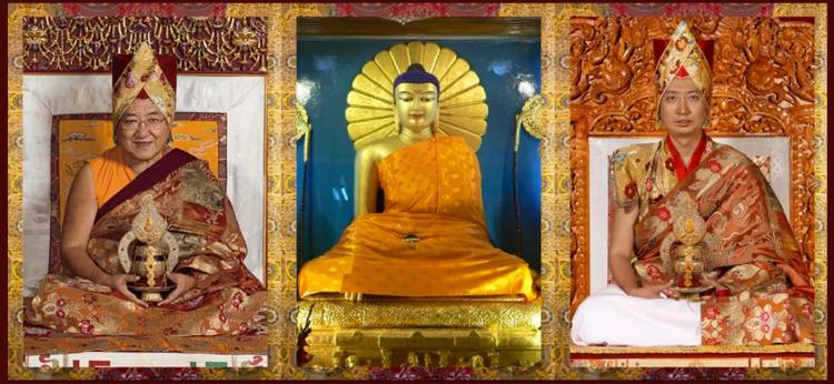 @ HHSTs & Buddha Statue