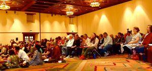 14-Students at Dharma Teachings