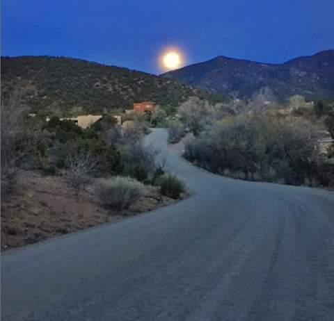 my road-santa fe